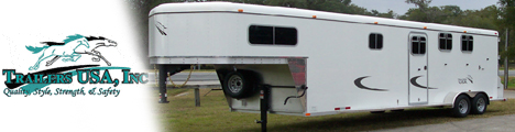 Trailers USA, Ocala Florida Horse Trailers