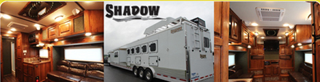Shadow Horse Trailers for Sale