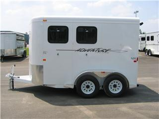 Trails West Horse Trailers