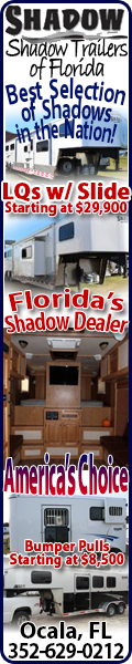 Shadow Horse Trailers in Ocala Florida