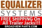 Trailer Jacks Electric and Hydraulic