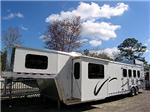 Kiefer Built Living Quarter Horse Trailer