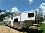 Integrity Living Quarter Horse Trailer