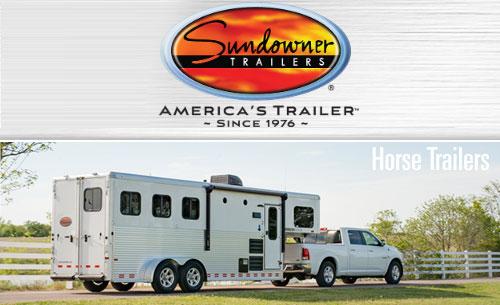 Sundowner Trailers - America's Trailer Since 1976