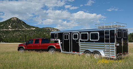 Featherlite Horse Trailers: Fit for you and your horse