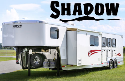 Shadow Horse Trailers - America's New Choice for Living Quarters Horse Trailer